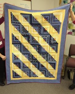 Pretty amazing for another first quilt! by siliconvalleymqg