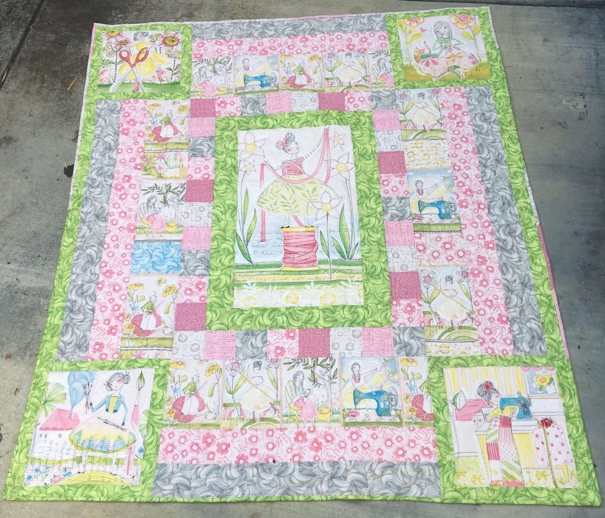 Crafty Girls Recipient: Bill Wilson House