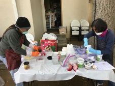 workshop - dyeing 2
