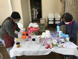 workshop - dyeing 2