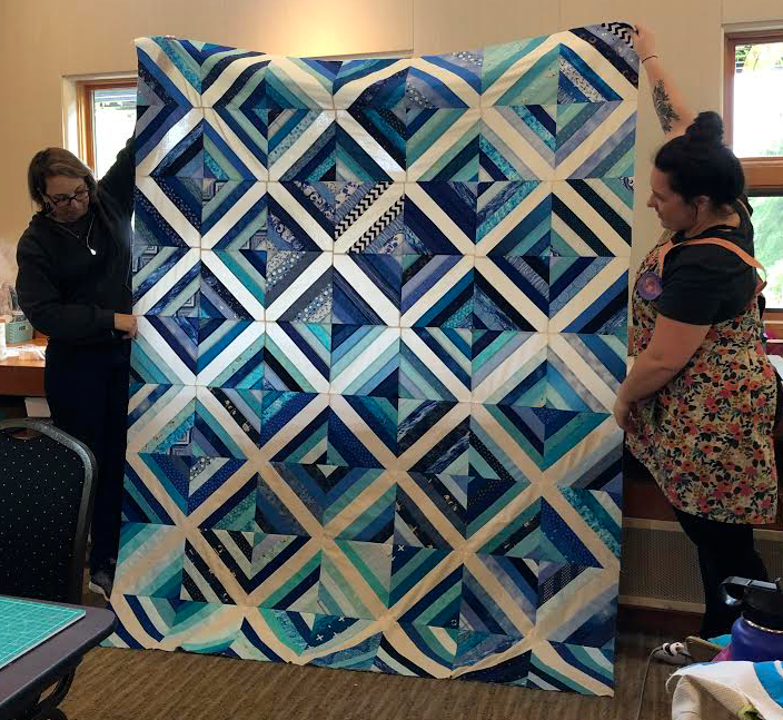 st francis charity quilt